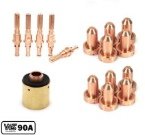 Plasma Kit 90-100A for Thermal Dynamics SL60 / SL100 Start Cartridge 9-8213 Replacement