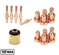 Plasma Kit 60A for Thermal Dynamics SL60 / SL100 Start Cartridge 9-8213 Replacement