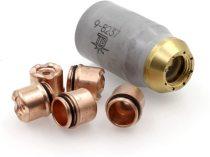 Shield Cap 9-8235 & Original Retaining Cup 9-8237 for SL60 SL100 Thermal Dynamics Plasma Cutting Torch 50-60A