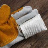 Breathable TIG Finger Welding Tips Tricks Heat Shield Welding Gloves Finger Guards for TIG Welding TIG Glove L / XL