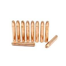 10pcs 1590 MIG Contact Tip 0.045in fit Bernard MIG/MAG Welding Gun Consumables