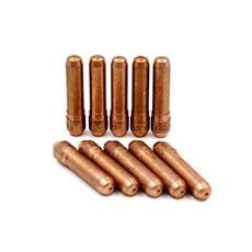T-030 0.8mm 0.030 inch T Series Contact Tip for Bernard Centerfire MIG Welding Gun PK/10