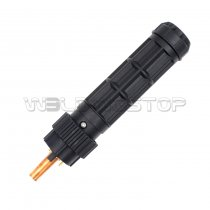 FY0023 Plasma Torch Side Central Adaptor Plug for Trafimet Style Cutting