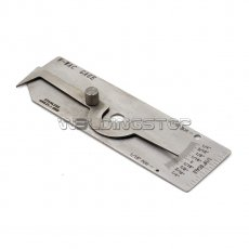V-WAC Undercut Welding Gauge Weld Reinforcement Height Gage Porosity Sze/Amount Tools Pit Depth Inch