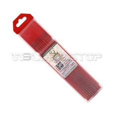 WC20 Ceriated Tungsten Electrode 0.040'' x 6'' or 1.0 x 150mm for TIG Welding Torch