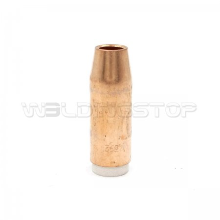 4592 Gas Nozzle 9/16  (14mm) for Bernard Style 300B MIG / MAG Welding Torch