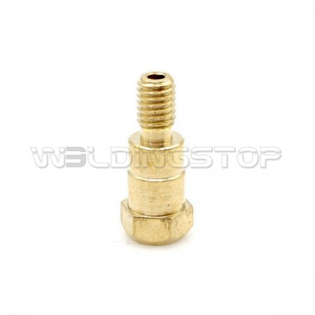142.0003 Contact Tip Holder M6 x 26mm for Binzel MIG Welding 24KD Gun (WeldingStop Replacement Consumables)