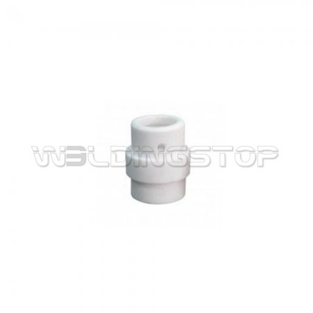 012.0183 White Ceramic Gas Diffuser Standard 20mm for Binzel MIG Welding 24KD Gun (WeldingStop Replacement Consumables)