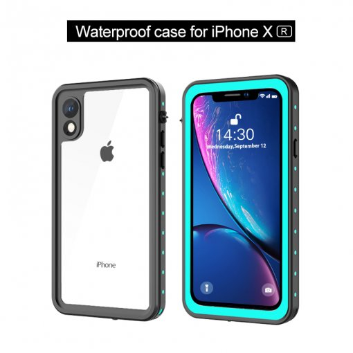 iphone XR  Waterproof Shockproof Full-Body Protect Case