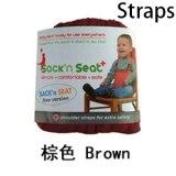 Portable baby chair belt