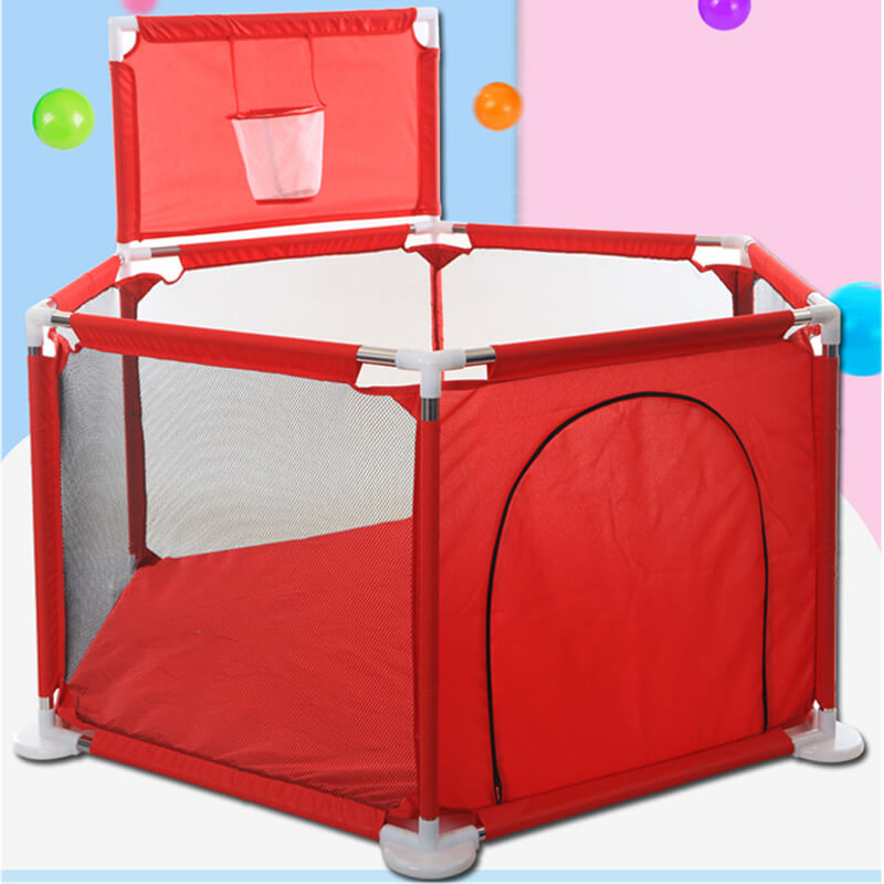 Baby Playpen with ball