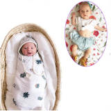 Baby wrapped soft bedding
