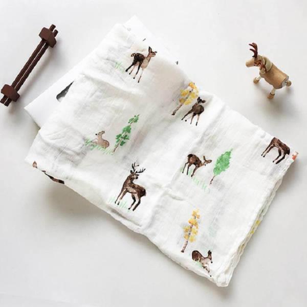 Breathable Wrap Swaddle Newborn Bedding