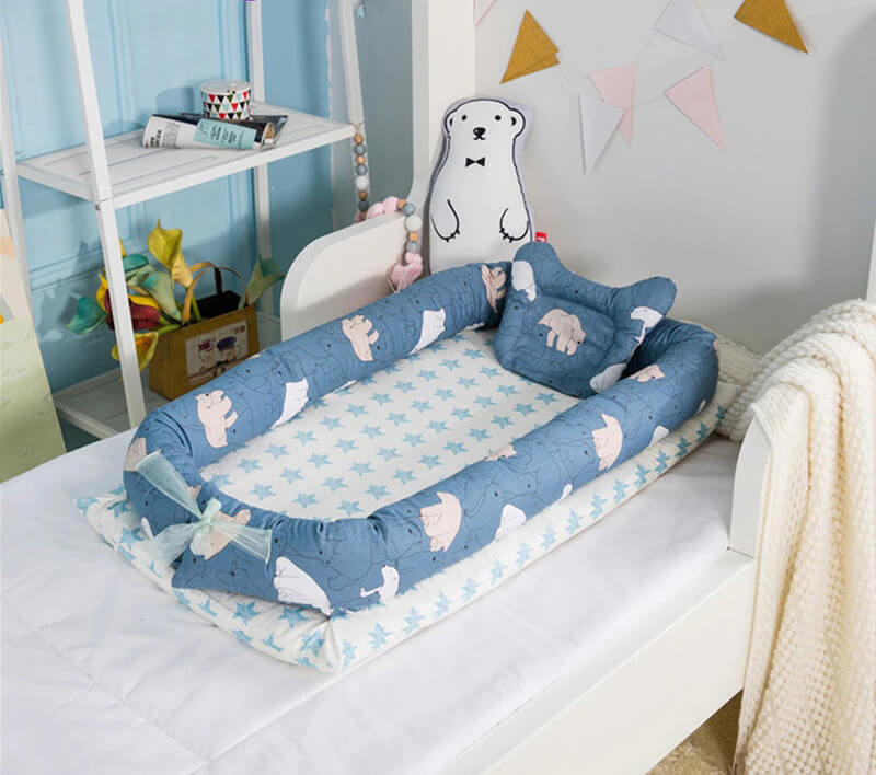 Baby sleeping bed