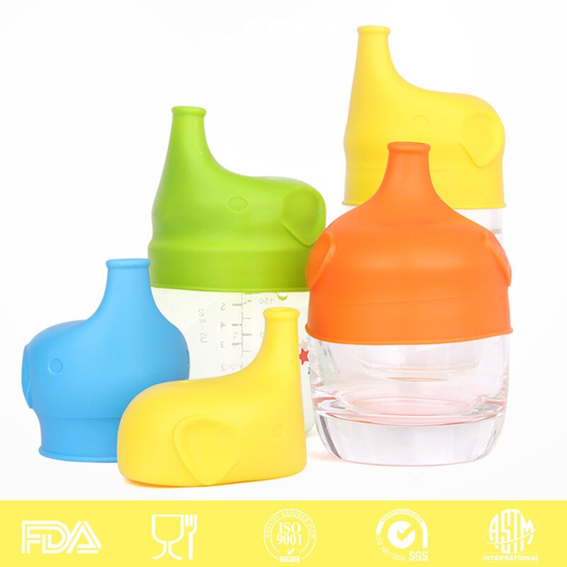 Silicone Baby Cup Cover