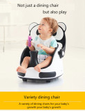 Baby Booster Seat Features