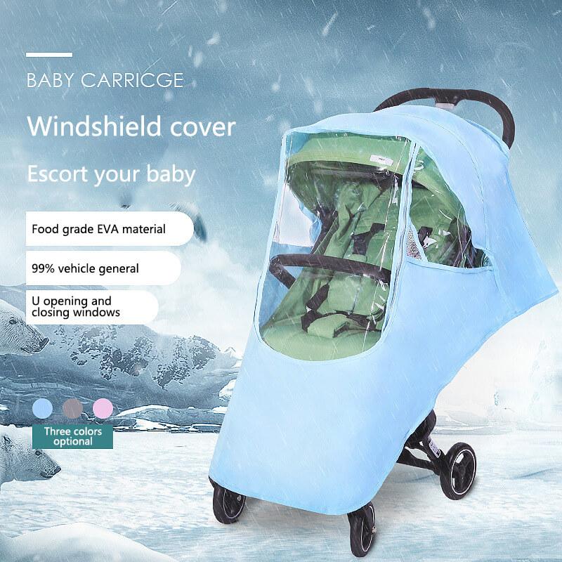 Baby Stroller  Universal Rain Cover Cart