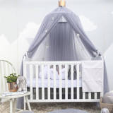 gray Baby Mosquito Child Room Decoration