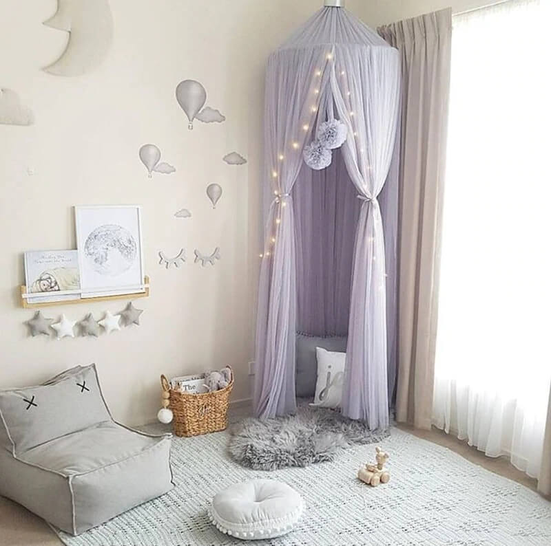 Baby Mosquito Child Room Decoration