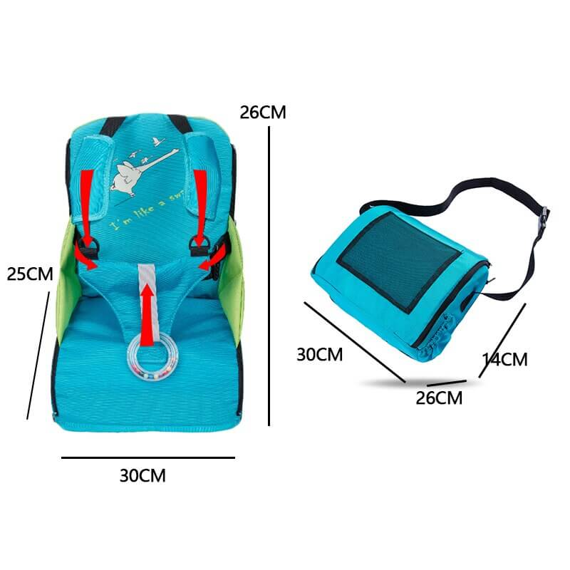 Removable Baby Booster Seats