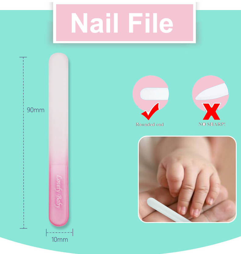 5pcs Baby  Practical Clipper Trimmer