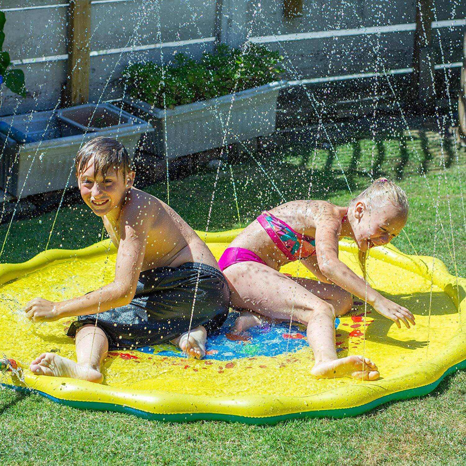 Children Play Water Mat
