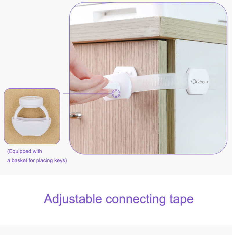 Baby Safety Lock Cabinet