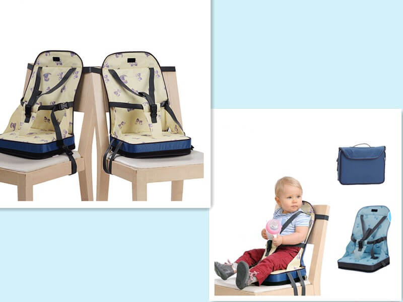5.Children's portable waterproof fabric increased seat