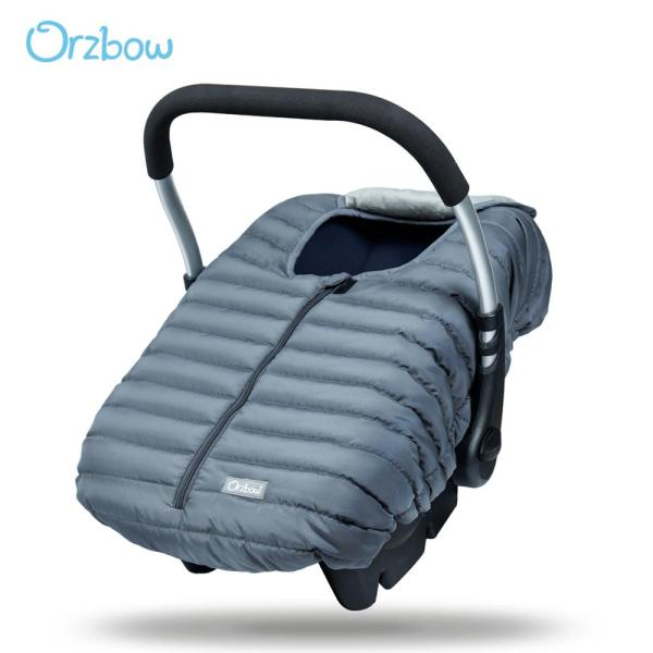 Orzbow Baby Basket Car Seat Covers Winter Autumn Warm Newbron Cocoon Basket Footmuff in Baby Travel 0-12M