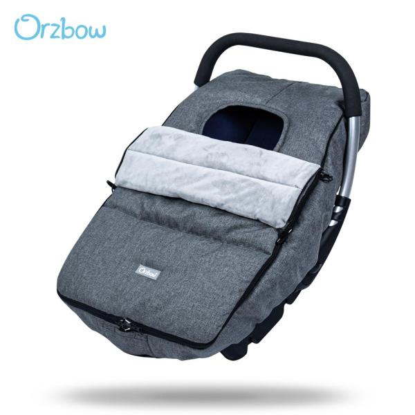 Orzbow Infant Carriers Seat Covers Winter Warm Baby Basket Car Seat Covers Stroller Footmuff For Newbron Cocoon Baby Shower Gift