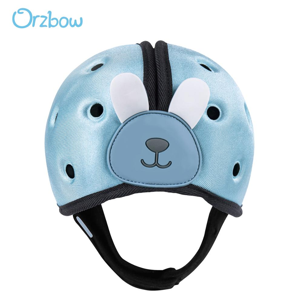 Orzbow Baby Helmet Head Protection Baby Safety in Home Boys Girls Learn To Walk Child Protect Helmet Hat For kids Toddler Infant