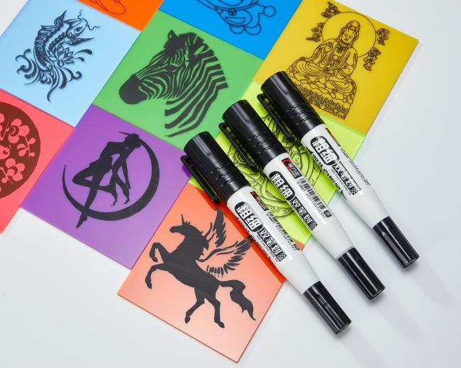 LaserPecker White Board Pen
