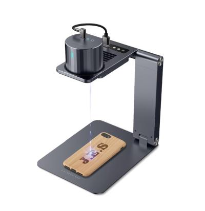 L1 Pro Deluxe: The Most Compact & Safe & Easy to Use Laser Engraver with stand and sheilds
