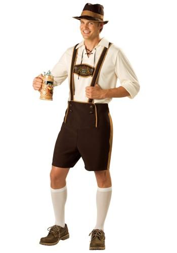German Beer Man Oktoberfest Costume