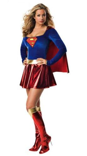 factory Sexy Super Girl Costume