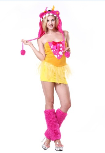 Funny One Eye Monster Costume Halloween Costume