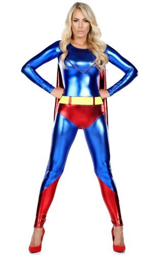 Sexy Women Super Hero Costumes