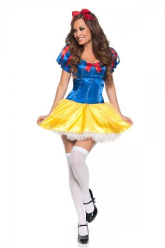 Snow White Princes Dresses Halloween Role Play Princess Dress
