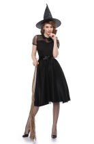 Halloween Costumes Witch Girl Cosplay
