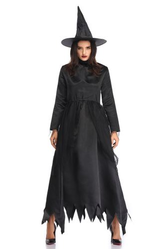 Witch Demon Vampire Cosplay Adult Halloween Costume