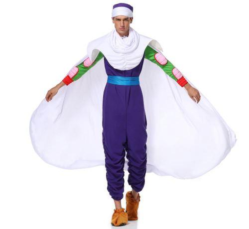 Dragon Ball Piccolo Comic Role Play Halloween Costume