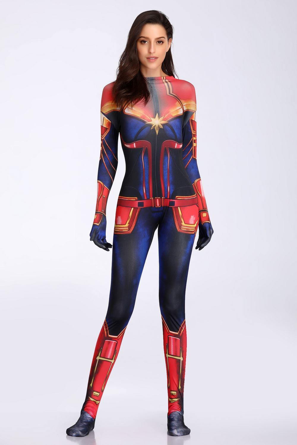 Captain Marvel Cosplay Adult Halloween Costume On Sale For Us 10 59 Www Lover Pretty Com Ezt a játékot tartalmazó csomagok. captain marvel cosplay adult halloween