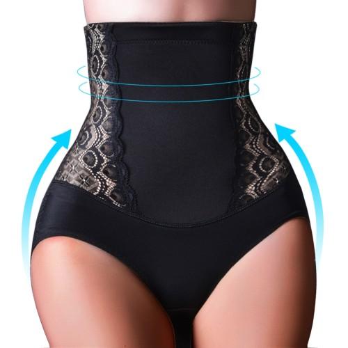 Black Tummy Control Body Shaper Panty