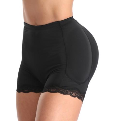 Black High Waist Butt Lifer Shaping Panty