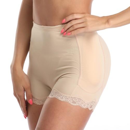 Beige High Waist Butt Lifer Shaping Panty