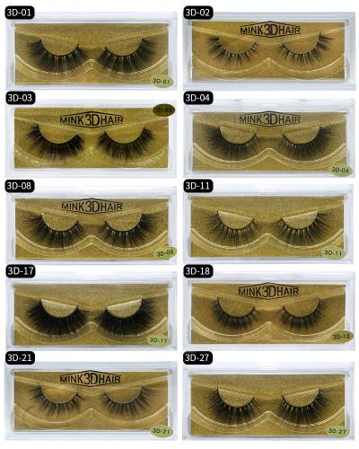 Hot Sale Womens 3D Eyelash
