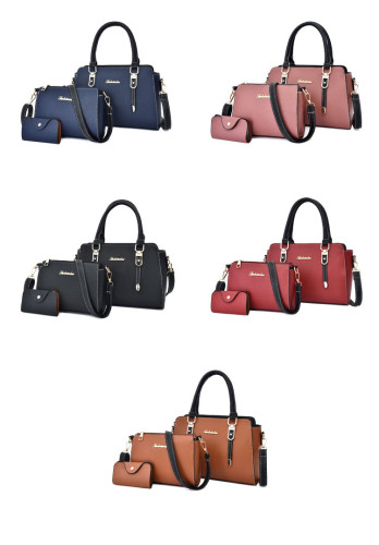 Three Pieces Handbag Set