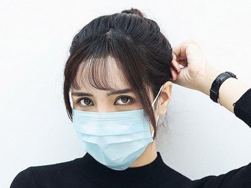 Disposable Protective 3 Layer Mask (non-medical) -100 Default PCS