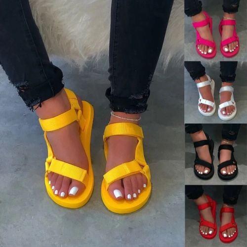 Casual Fashion Webbing Sandal