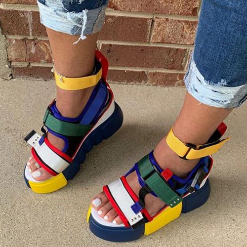 Casual Platform Sandal for Women